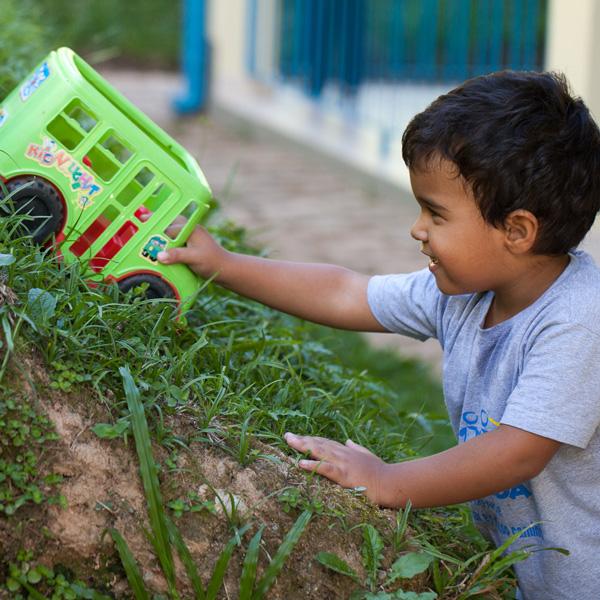 Brincar: direito garantido pelo Marco Legal da Primeira Infância