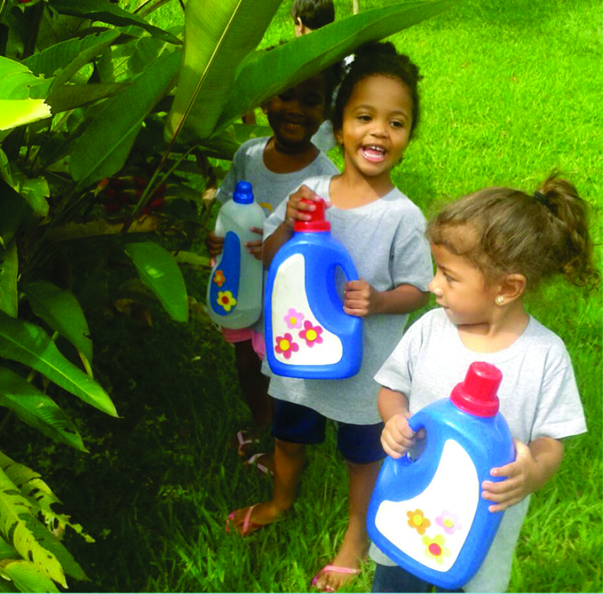 Atividade do Dia Mundial da Água